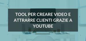 tool per avviare un canale youtube
