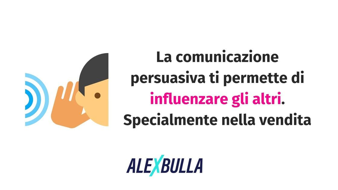 comunicazione persuasiva cos'è