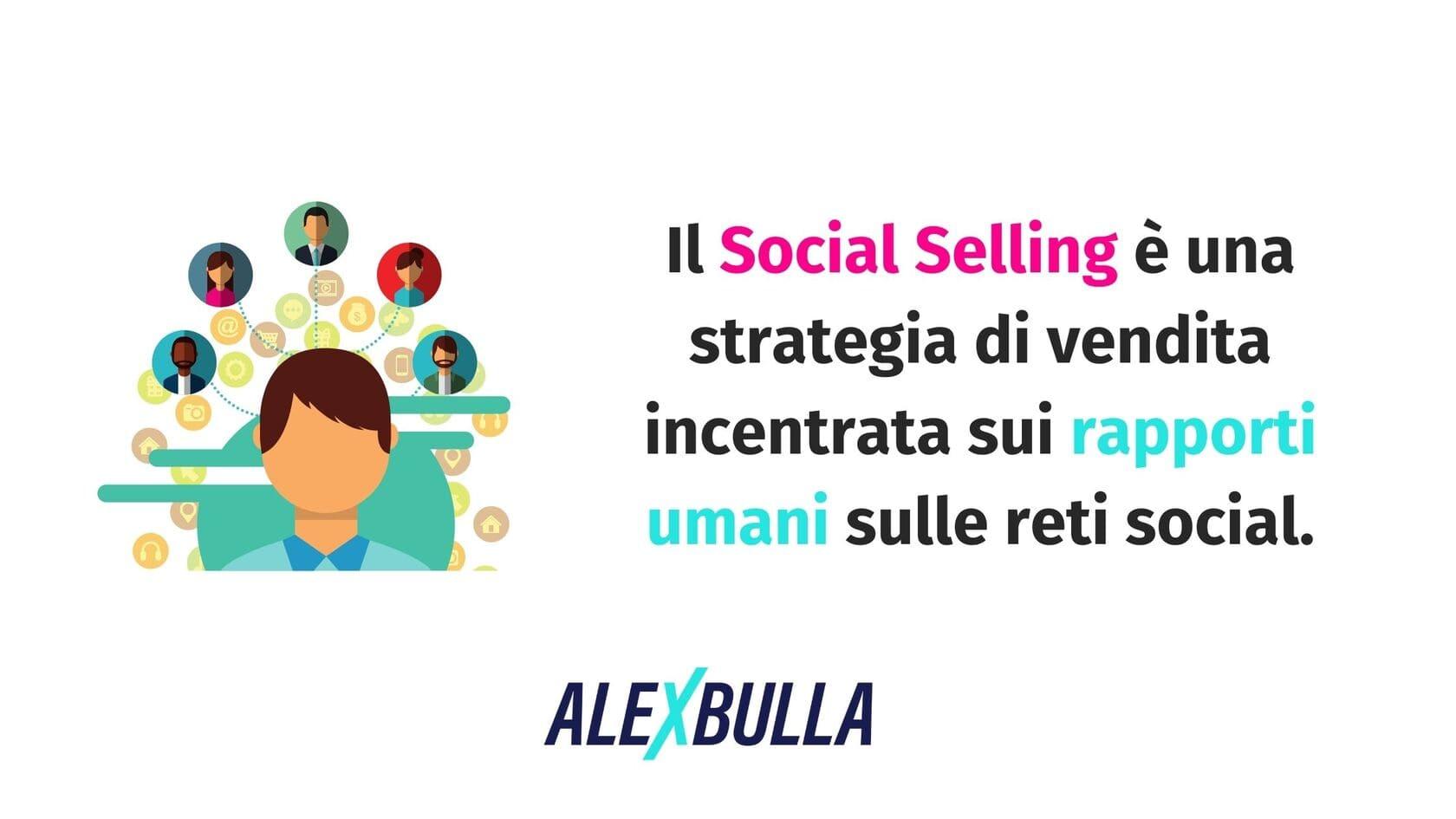social selling cos'è