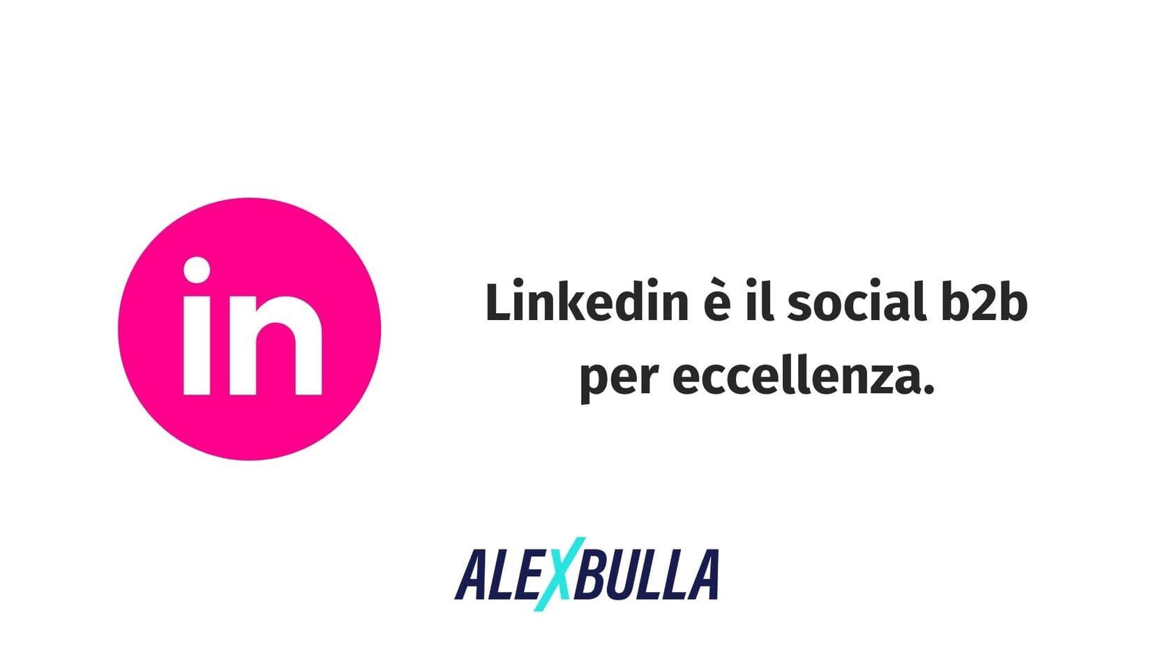 social selling su linkedin