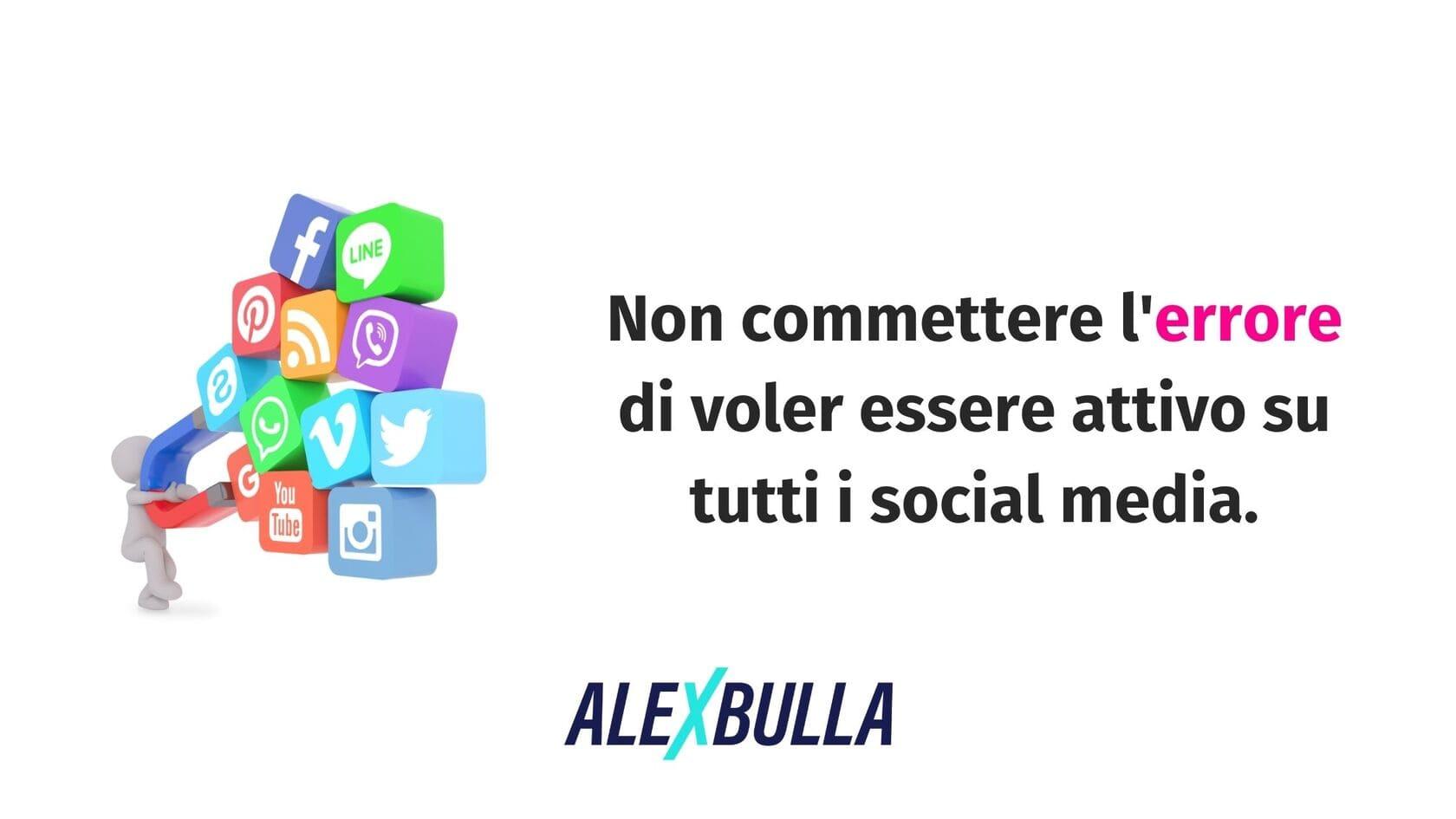 su quale social vuoi trovare clienti online come libero professionista